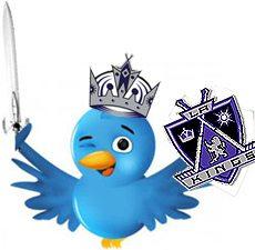 Kings are Winning in Social Media