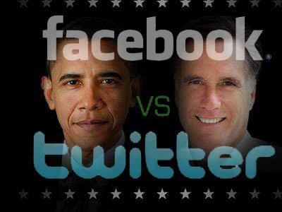 Obama vs Romney in Social Media Marketing