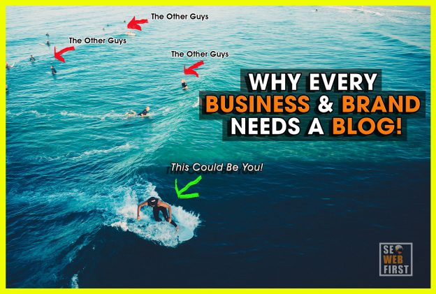 Why Every Business & Brand Need a Blog