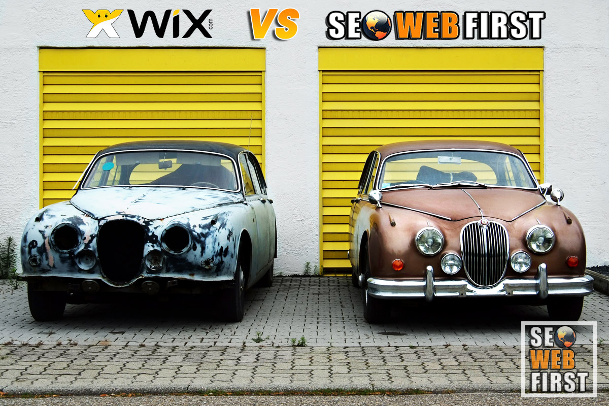 Custom Website Design Vs Wix Other Website Builders