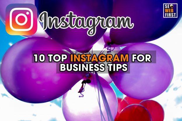 Instagram for Business Tips
