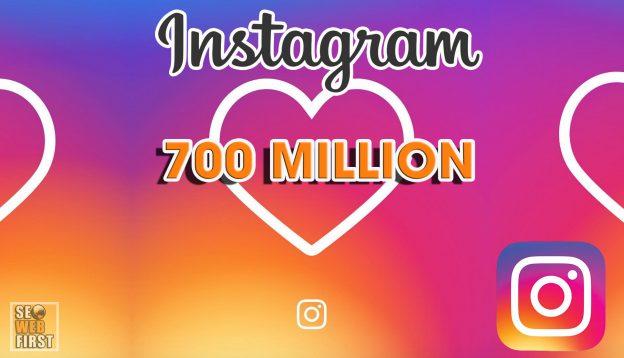 Instagram Reaches 700 Million Users