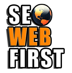 seo web first square logo