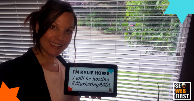 Marketing AMA - Kylie Howe