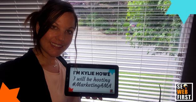 Marketing AMA - Kylie Howe