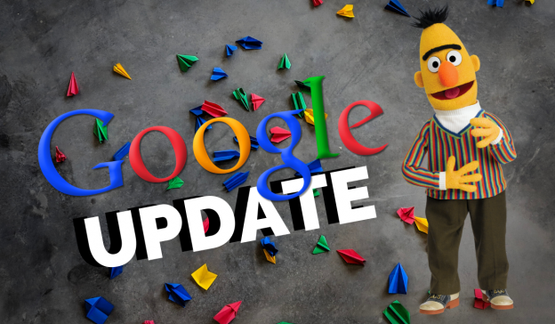 Google BERT Update Search Algorithm Update